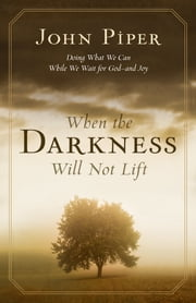 When the Darkness Will Not Lift: Doing What We Can While We Wait for God: Doing What We Can While We Wait for God--and Joy - Doing What We Can While We Wait for God--and Joy ebook by John Piper