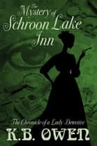 The Mystery of Schroon Lake Inn - Chronicles of a Lady Detective, #2 ebook by K.B. Owen