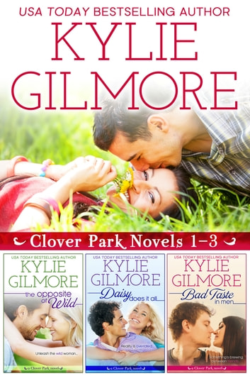 Clover Park Boxed Set Books 1-3 ebook by Kylie Gilmore
