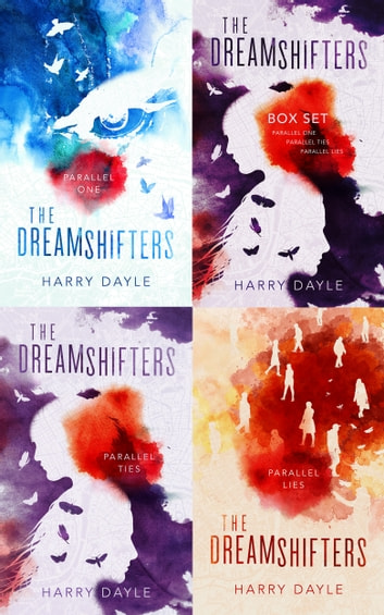 The Dreamshifters Trilogy - Box Set - Complete Series, Books 1-3 ebook by Harry Dayle