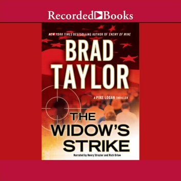The Widow's Strike audiobook by Brad Taylor