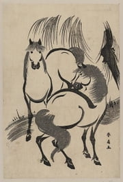 Japanese Wood Cuts - Wood Cuttings from the 1800's ebook by Wood Cuts For You
