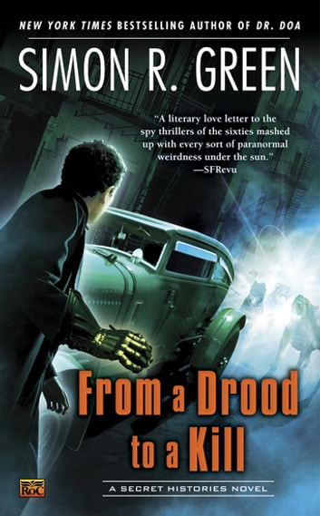 From A Drood To A Kill Ebook By Simon R Green 9780698184084