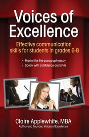 Voices of Excellence ebook by Claire Applewhite,Pamela A. Devoe,Ronald E. Mertz,Mary D. Ross