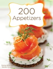 200 Appetizers ebook by Donna Meeks Kelly