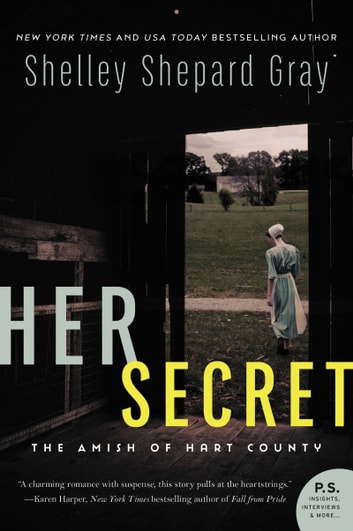 Her Secret - The Amish of Hart County ebook by Shelley Shepard Gray