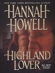 Highland Lover ebook by Howell, Hannah