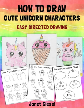 How To Draw Cute Unicorn Characters