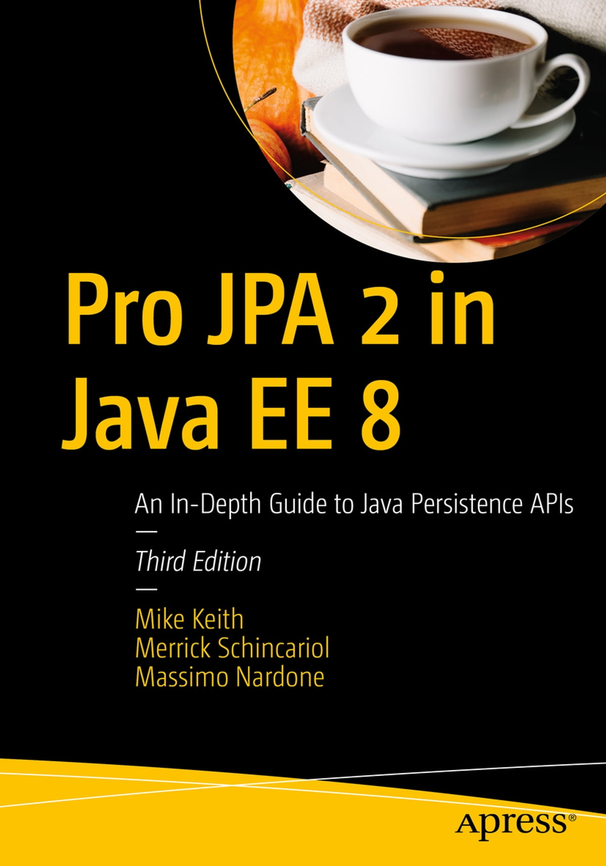 Pro jpa 2 in java ee 8 ebook by mike keith 9781484234204 pro jpa 2 in java ee 8 ebook by mike keith 9781484234204 rakuten kobo baditri Image collections