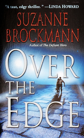 Over the Edge ebook by Suzanne Brockmann