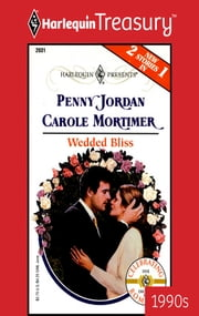Wedded Bliss - An Anthology ebook by Penny Jordan, Carole Mortimer
