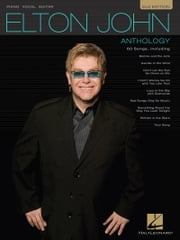 Elton John Anthology (Songbook) ebook by Elton John