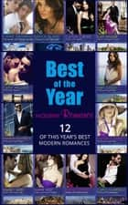 The Best Of The Year - Modern Romance ebook by Lynne Graham, Maya Blake, Caitlin Crews,...