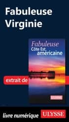 Fabuleuse Virginie ebook by Collectif Ulysse