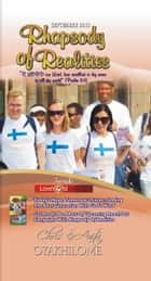 Rhapsody of Realities September 2013 Edition ebook by Pastor Chris Oyakhilome