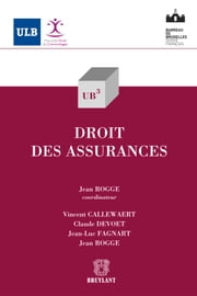 Droit des assurances ebook by Jean Rogge