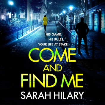 Come and Find Me (DI Marnie Rome Book 5) audiobook by Sarah Hilary
