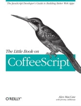 The Little Book on CoffeeScript ebook by Alex MacCaw