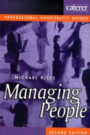 Managing People ebook by Michael Riley,Andrew Thompson
