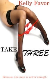 Take Three - Threesome, menage a trois, erotica ebook by Kelly Favor