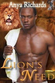 Lion's Need ebook by Anya Richards