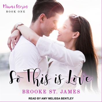 So This Is Love audiobook by Brooke St. James