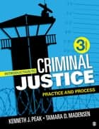 Introduction to Criminal Justice - Practice and Process ebook by Tamara D. Madensen, Dr. Kenneth J. Peak