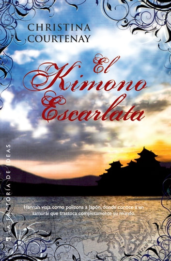 El kimono escarlata ebook by Christina Courtenay