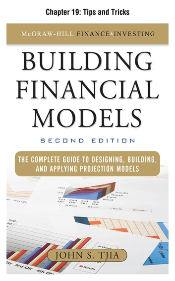 Building financial models chapter 19 tips and tricks for Construction tips and tricks