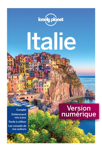 Italie 8ed ebook by LONELY PLANET FR