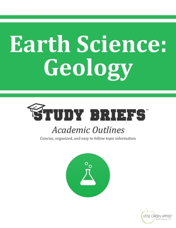 Earth Science ebook by Little Green Apples Publishing, LLC ™