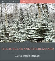 The Burglar and the Blizzard (Illustrated Edition) ebook by Alice Duer Miller