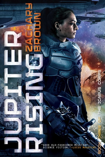 Jupiter Rising ebook by Zachary Brown
