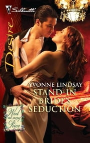 Stand-In Bride's Seduction ebook by Yvonne Lindsay