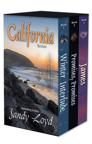 California Series - Three Book Bundle ebook by Sandy Loyd