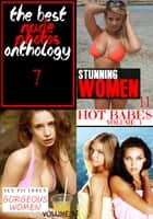 The Best Nude Photos Anthology 7 - 3 books in one ebook by Candice Haughton, Lisa North, Lisa Barnes