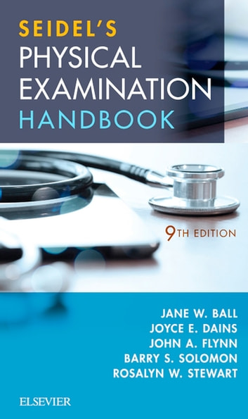 Seidels physical examination handbook elsevier ebook on seidels physical examination handbook elsevier ebook on vitalsource an interprofessional approach ebook by jane fandeluxe Gallery