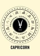 Capricorn - Personal Horoscopes 2012 ebook by Dan Liebman