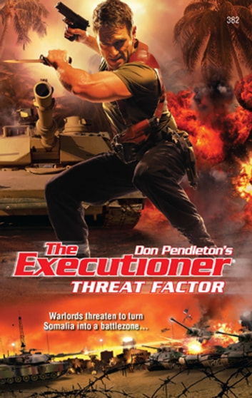 Threat Factor ebook by Don Pendleton