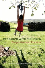 Research With Children - Perspectives and Practices ebook by Pia Christensen,Allison James