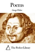 Poems ebook by George Wither