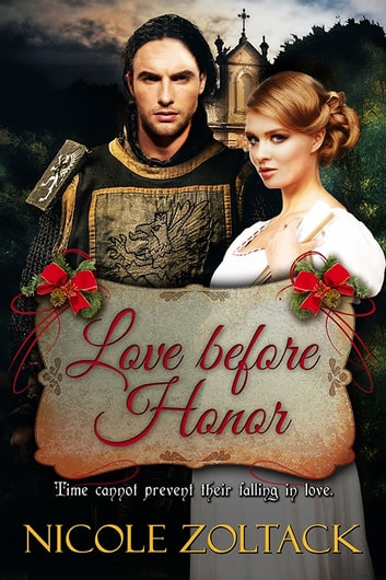 Love Before Honor ebook by Nicole Zoltack