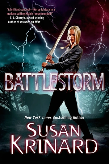 Battlestorm ebook by Susan Krinard