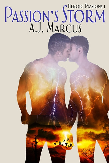 Passion's Storm ebook by A.J. Marcus