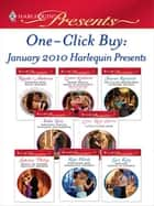 One-Click Buy: January 2010 Harlequin Presents ebook by Natalie Anderson,Graham Lynne,Sharon Kendrick,India Grey,Lynn Raye Harris,Sabrina Philips