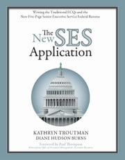 The New SES Application ebook by Kathryn Troutman, Diane Hudson Burns