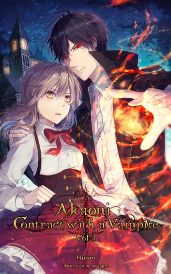 Akaoni: Contract with a Vampire ebook by Hiroro,mokoppe,Charis Messier