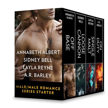 Male/Male Romance Series Starter - An Anthology ebook by Annabeth Albert,Sidney Bell,Layla Reyne,A.R. Barley
