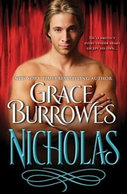 Nicholas - Lord of Secrets ebook by Grace Burrowes