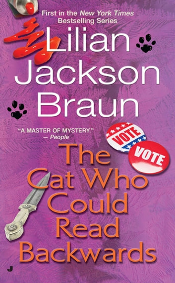 The Cat Who Could Read Backwards ebook by Lilian Jackson Braun